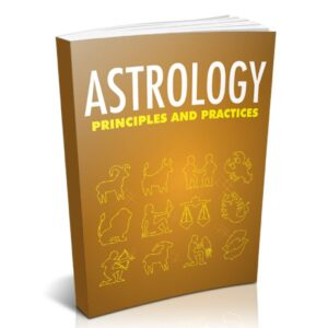 Astrology Principles and Practices - eBook image